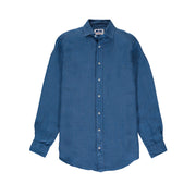 Abaco-Linen-Shirt-Chambray-Mens-Shirt-Front