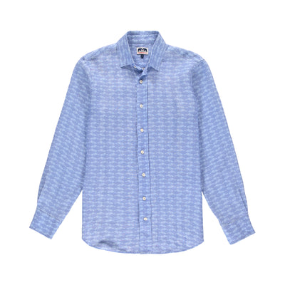 change-your-tuna-printed-abaco-linen-shirt-front