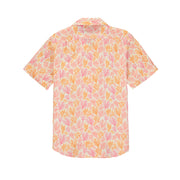arawak-mens-linen-shirt-crazy-coral-orange-back
