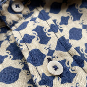 Abaco-Linen-Mens-Shirt-Eye-Of-The-Tiger-Button