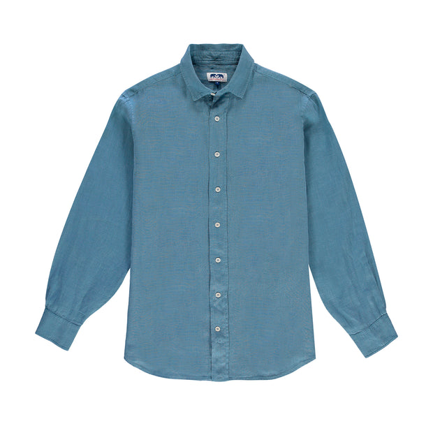 french-blue-abaco-classic-mens-linen-shirt-front