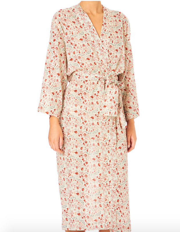 Kelby Dressing Gown - Multi