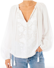 Frankie Top - White