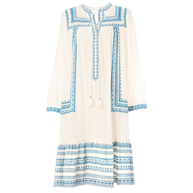MABE-sissy-dress-blue-LBC-plain-sustainable-boho-chic