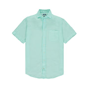 Manjack-CayGreen-Short-Sleeve-Mens-ShirtFront