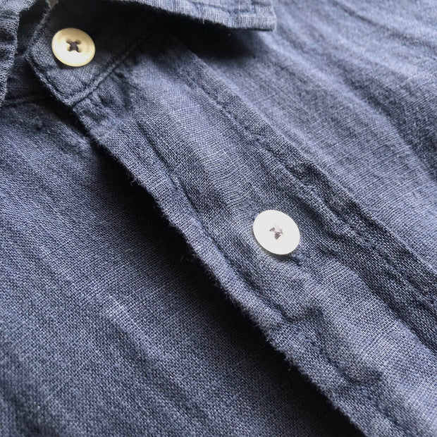 navy-blue-classic-linen-shirt-mens-button