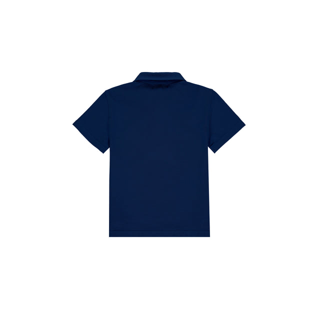 navy-blue-kids-polo-shirt-pensacola-back