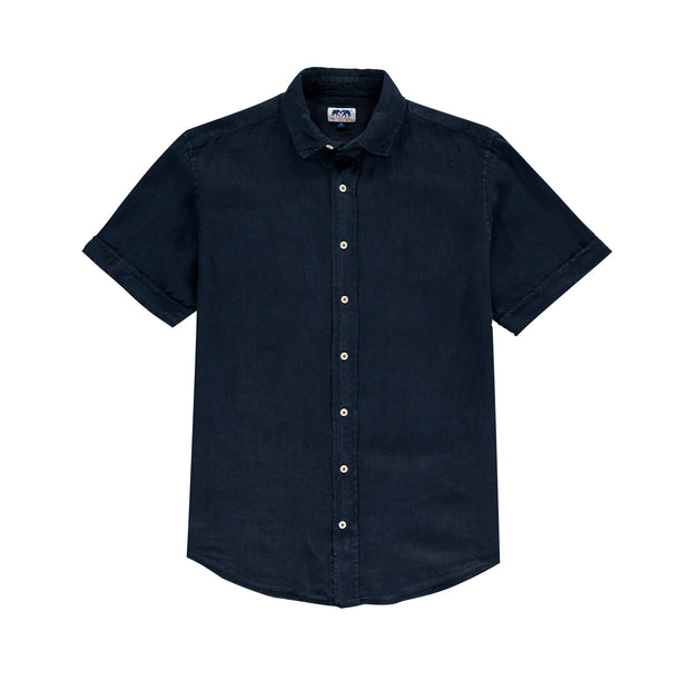 navy-blue-manjack-linen-shirt-mens-front
