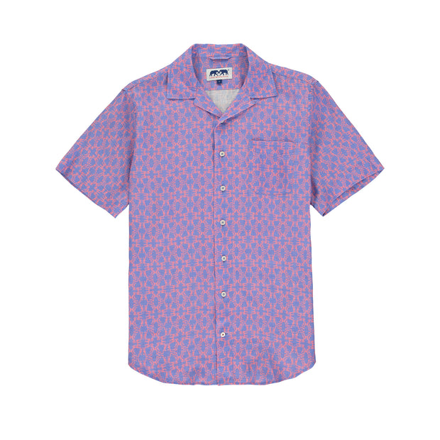 arawak-mens-linen-shirt-omotion-front