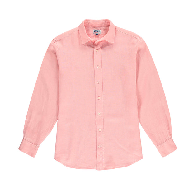 pastel-pink-classic-abaco-linen-shirt-mens-front