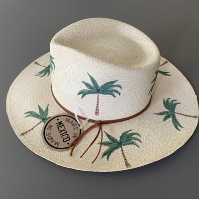 Pook-hats-Palm-Trees-hand-painted-mexico-artisan