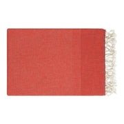 Terzi_Editions_Luxury_Beach_Towels_Turkish_Towels_Classic_Range_Orange_LoveBrandClub_Sustainable_Ethical