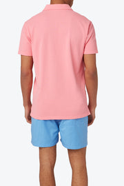 Watermelon Pensacola Polo Shirt