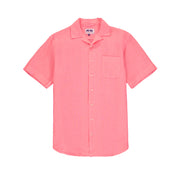 arawak-linen-shirt-watermelon-mens-front