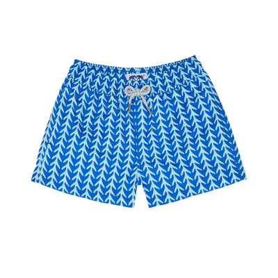 'Whale Tale' Staniel Swim Short | Boys