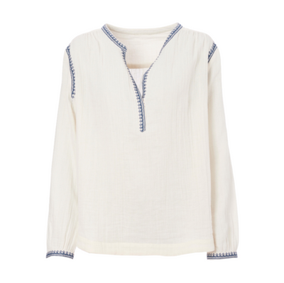eilis-top-blue-LOVE-BRAND-CLUB-sustainable-1005-pure-cotton-india