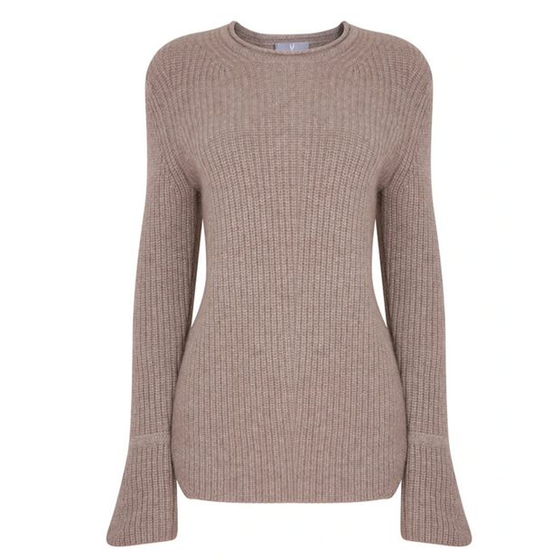 Chill Jumper - Taupe