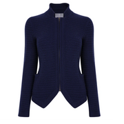 Nehru Jacket - Navy