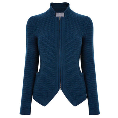 Nehru Jacket - Teal