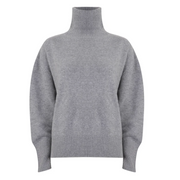 lcuppini-grey-boyrfriend-turtleneck-cutout-cashmere-sustainable-ethical-womenswear-fashion