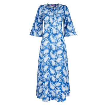 Martine Kaftan - Blue/White