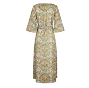 Martine Kaftan - Orange/Green