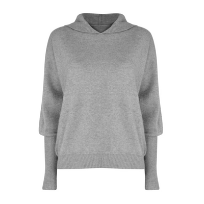 grey-london-hoodie-LBC-cutout-sustainable-ethical-cashmere-womenswear-jumper