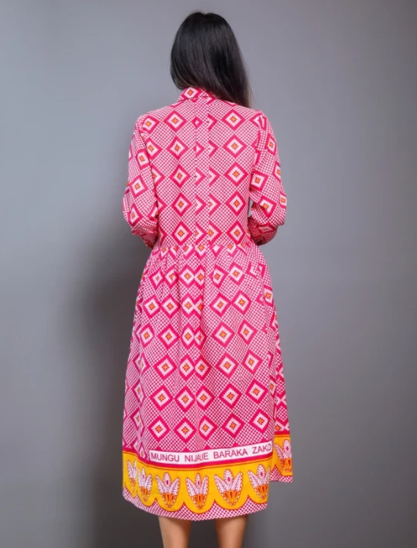 Zahra Dress