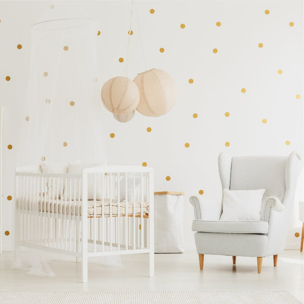 Polka dot wall stickers - Studio Picco