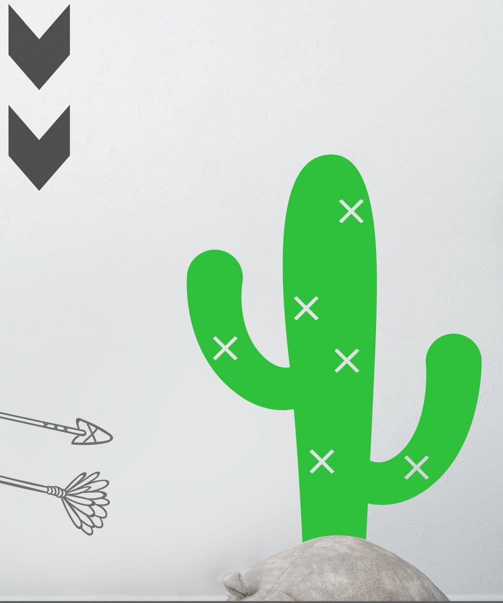 Cactus wall decal - Studio Picco