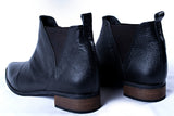 Black Slip on boot