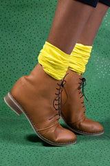 Chic Lace ups boots