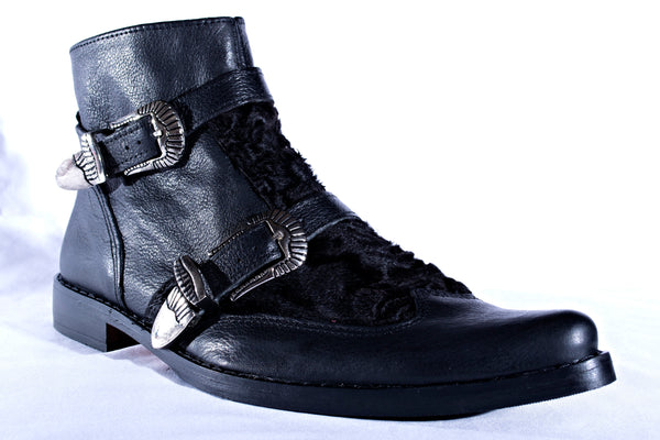 Siyabonga buckle up boots