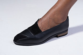 Black Modern Loafer