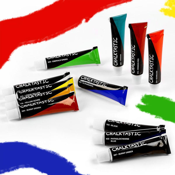 Acrylic Paint Set - ChalkTastic.net