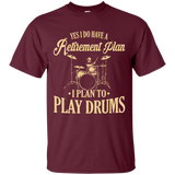 Retirement Plan - Drums