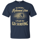 Retirement Plan - Surfing