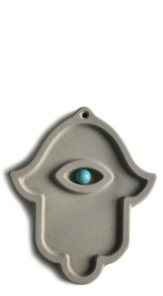 Hamsa with Eye