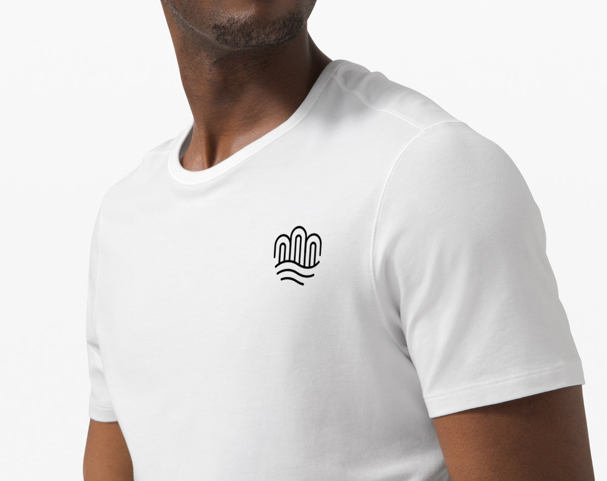 Makers Landing T-shirts - WHITE
