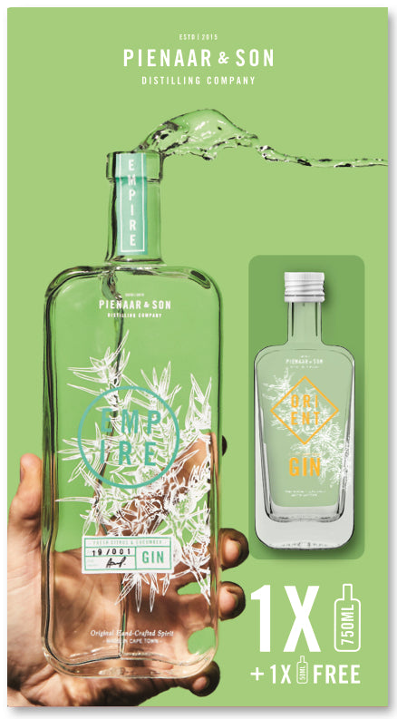 EMPIRE GIN - GIFT PACK