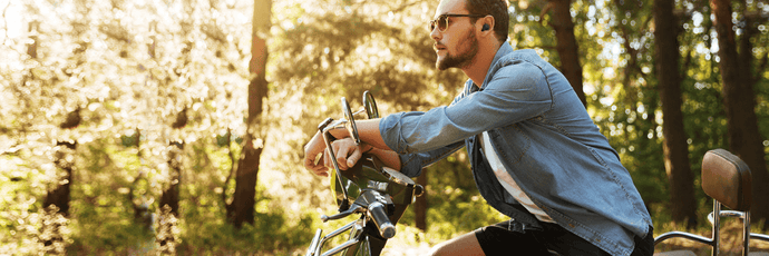 TOP-9 motorcycle headphones to gin up your riding experience