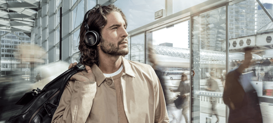 AKG N60NC Wireless - Best noise cancelling