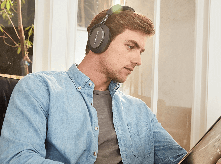 True wireless - BOWERS & WILKINS PX