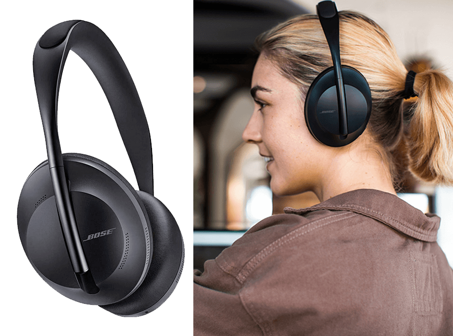 Best for chic design - Bose Noise Cancelling Headphones 700