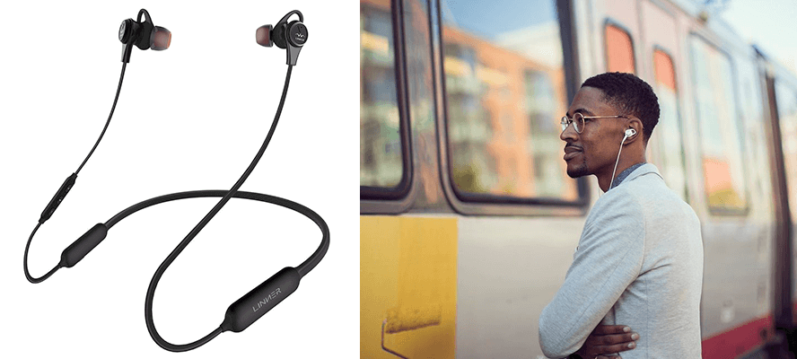 Linner NC50 Wireless: Best noise cancelling