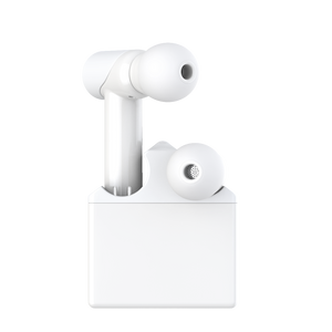 White treblab x2 wireless earbuds