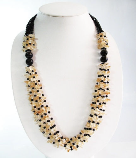 Our beautiful range of quality, hand-crafted Statement necklaces | Fresh Water Pearls | Coral Stones | Citrine Gemstones | Pacific Vintage Designs
