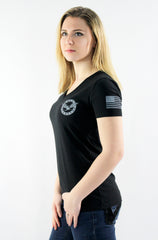 Women's Debut V Neck T-Shirt