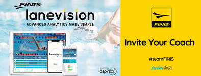 Invite Your Coach | FINIS LaneVision (FREE Tutorial Session with App Developer)
