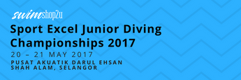 INVITATION | SPORT EXCEL JUNIOR DIVING CHAMPIONSHIP 2017